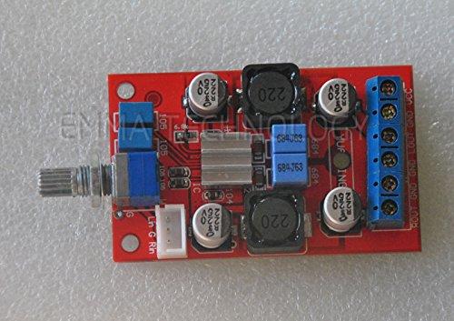 TPA3123 Class D Mini Digital Amplifier Board 20W+20W by Electronics BoardJINGLUYAO