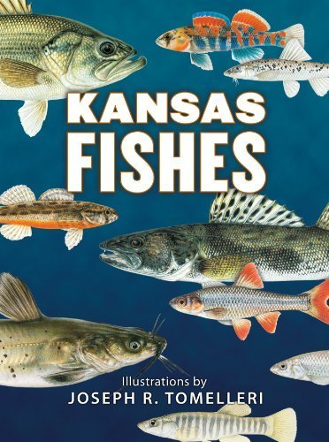 Kansas Fishes by Committee, Kansas Fishes (2014) Hardcover