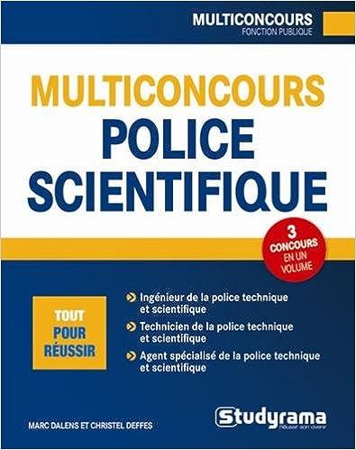 En ligne téléchargement gratuit Multiconcours police scientifique epub, pdf