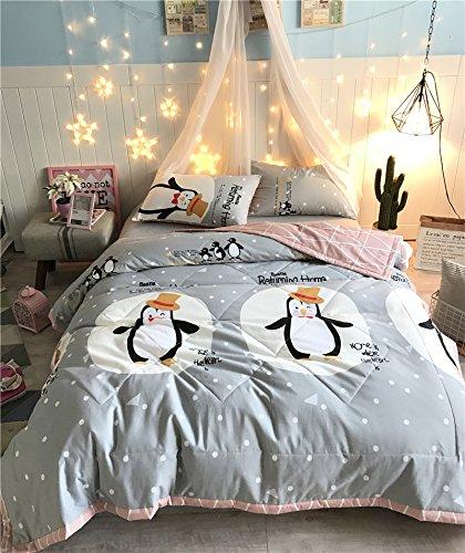penguin quilt fabric - 3