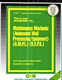 Maintenance Mechanic (Automated Mail Processing Equipment) (A.M.P.E) (U.S.P.S.), Rudman, Jack, 0837316065