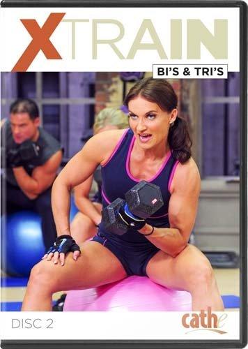 Cathe Friedrich's XTrain Series: Bi's/Tri's DVD ()