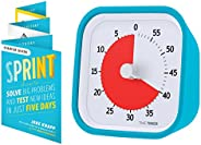 Time Timer MOD Sprint Edition — 60 Minute Visual Timer — For Kids Classroom Learning, Homeschool Tool, Teacher