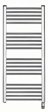 Gabarron toalleros electricos - Radiador toallero tbc-12 500w cromado: Amazon.es: Bricolaje y herramientas