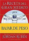 La Receta del Gran Médico para Perder Peso, Jordan S. Rubin, 0881130974