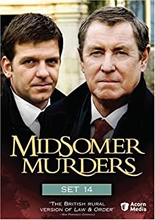 Midsomer Murders Set 14 Death Dust A Picture Of Innocence They
