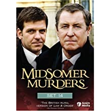 Midsomer Murders: Set 14 (Death & Dust / A Picture of Innocence / They Seek Him Here / Death in a Chocolate Box) (2010)