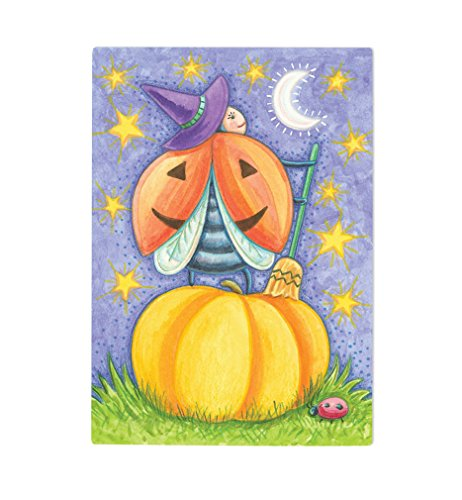Cutting Up Pumpkin Halloween (Witch Wings Up Pumpkin Halloween Picture Kitchen Bar Glass Cutting Board 11