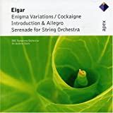 Elgar : Enigma Variations / Cockaigne, Introduction & Allegro & Serenade For String Orchestra