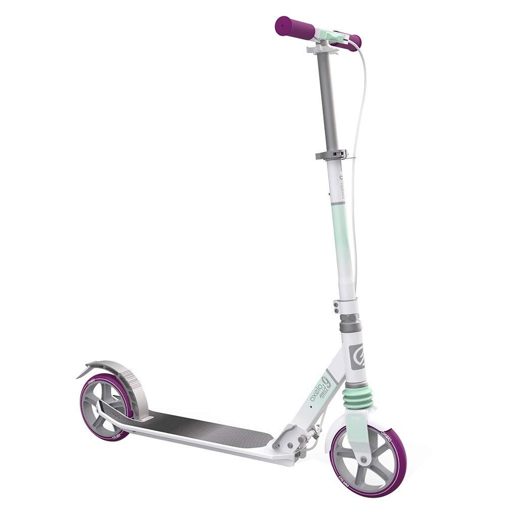LJHBC Patinete Freno de Mano Amortiguador Scooter Junior 2 ...