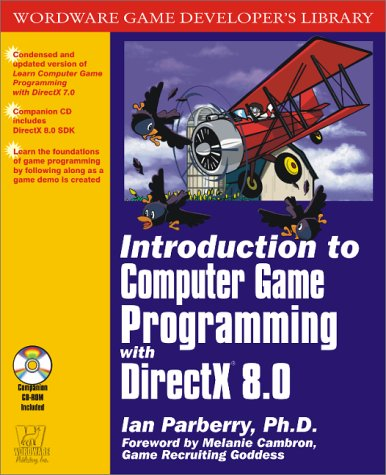 Introduction to Computer Game Programming with DirectX 8.0 (Wordware Game Developer's Library) by Brand: Wordware Publishing, Inc.