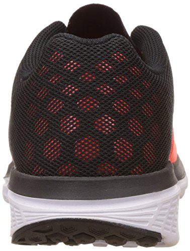 Nike Mens Fs Lite 2 Scarpe Da Corsa Total Crimson / Black / White