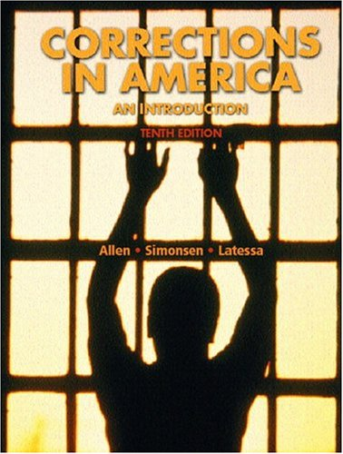 Corrections in America (10th Edition)