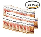 PACK OF 28 - Nutrisystem Smoky BBQ Snack-a-Rounds, 1.2 oz