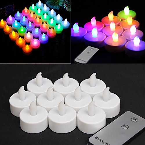 Christmas Deal! US Seller 40pcs RGB Changed Color Multico...