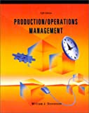 Production-Operations Management, Stevenson, William J., 0256139008