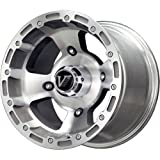 Vision Bruiser 161 Machined Wheel (14x8