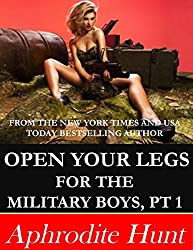 Open Your Legs for the Military Boys Part 1