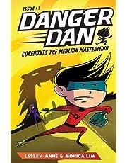 Danger Dan Confronts the Merlion Mastermind: 1