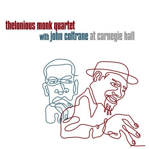 Thelonious Monk Quartet with John Coltrane at Carnegie (Musical Hall Piano Music)