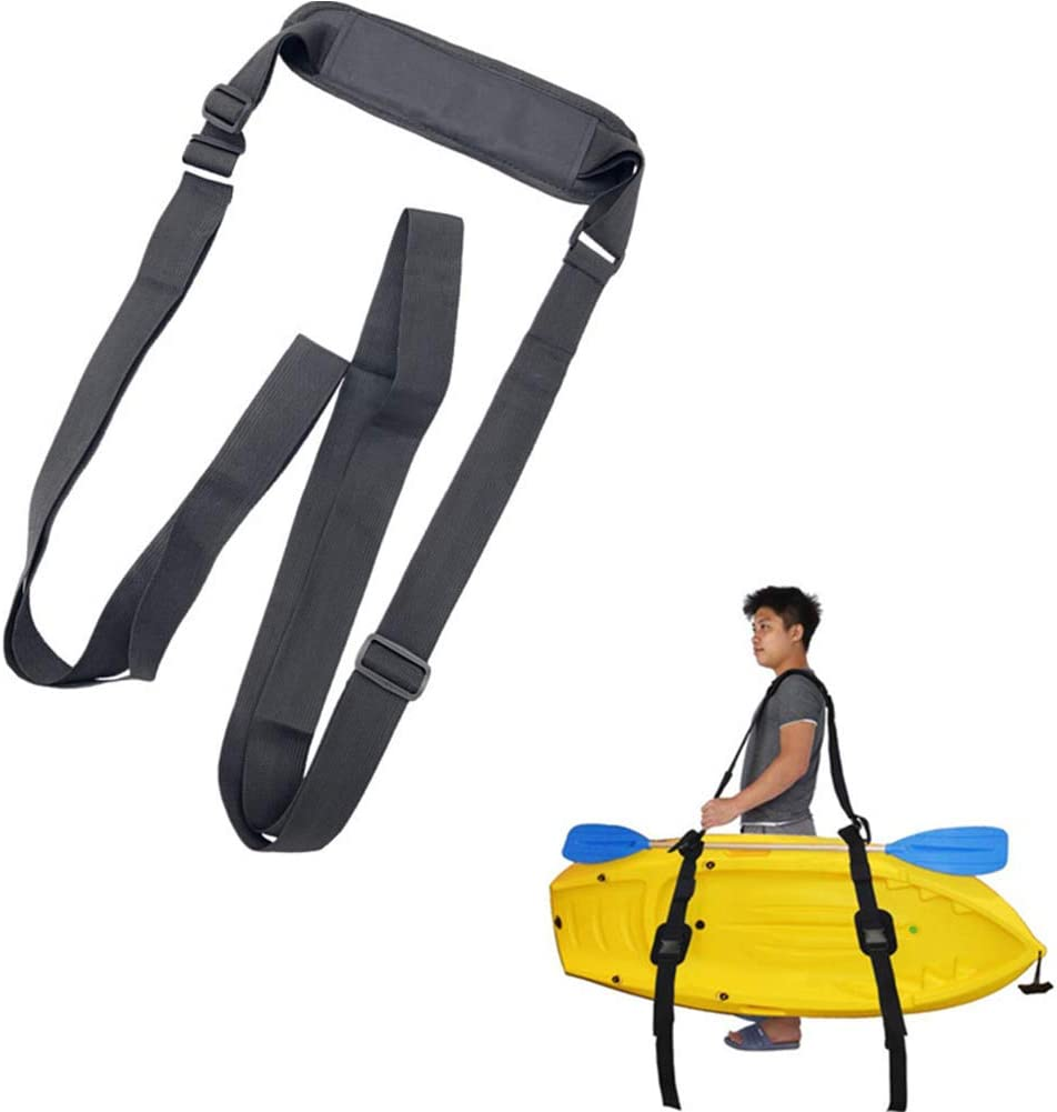 Guer Correa de Hombro para Tabla de Surf, Correa de Tabla de Sup de usos múltiples para Tabla de Surf Stand Up Paddleboard Canoa Longboard Carry Belt Paddle Board Accesorios