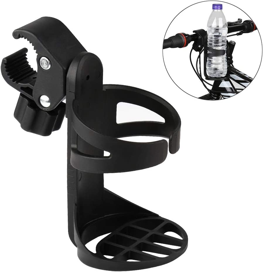 Accmor Bike Cup Holder, Bike Water Bottle Holder, Universal Cup Holder for Large Size Bottles