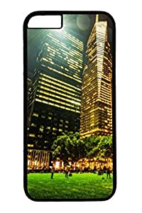Brian114 Bryant Park In New York City-Wallpaper Phone Case for the iPhone 6 Plus Black