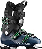 SALOMON Quest Access 80 Ski Boots Black/Petrol Blue Mens Sz 8.5 (26.5)