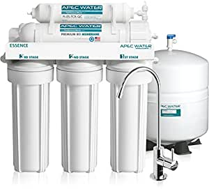 APEC Essence Ultra Safe Reverse Osmosis Drinking Water Filter System (ROES-50)