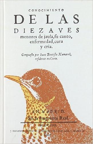 Conocimiento de las diez aves menores de jaula Biblioteca de obras ...