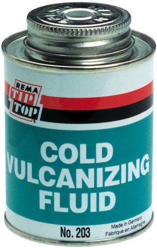 Sprocket Tip (Rema Tip Top Vulcanizing fluid, 8oz brush can ORM-D)