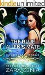 The Blue Alien's Mate: A Sci-Fi Alien...