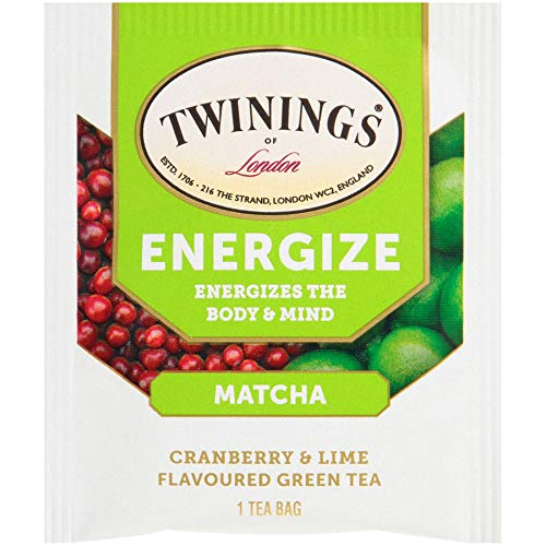 Image result for twinings wellness matcha tea photos