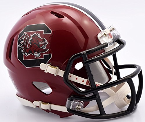 Riddell SOUTH CAROLINA GAMECOCKS NCAA Revolution SPEED Mini Football Helmet