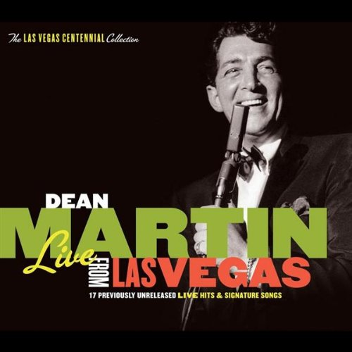 Dean Martin: Live From Las Vegas by Capitol