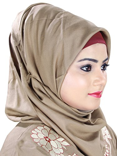 islamische Khaki 406 AY Abaya Formale Anlässe Maxi eid amp; Tragen MyBatua Burqa Kleid SadqSw