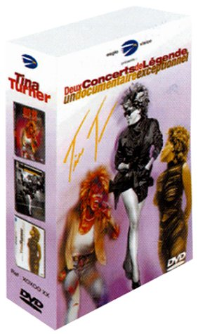 Tina Turner : Live in Amsterdam, Wildest Dreams Tour / Rio '88 / Celebrate - The Best of Tina Turner (The Best Of Tina Turner Celebrate)