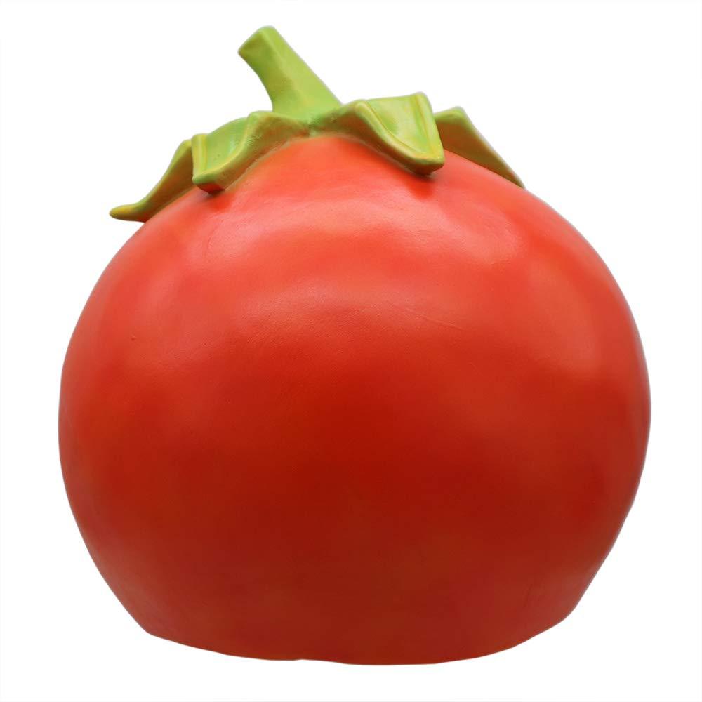 yacn fortnite Tomate máscara de Piel Cosplay & Tomatohead Disfraces Cabeza para Halloween: Amazon.es: Juguetes y juegos