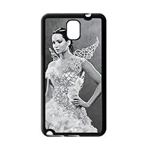 Every New Day The Hunger Games Katniss Everdeen Jennifer Lawrence Unique Custom Samsung Note3 N900 Best Rubber+Plastic Cover Case by runtopwell