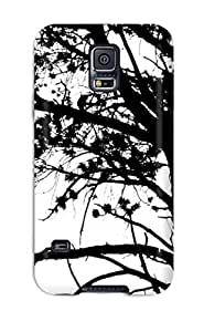 Hot Crow First Grade Tpu Phone Case For Galaxy S5 Case Cover