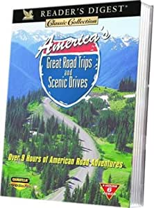 America's Great Road Trips & Scenic Drives