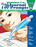 730 Journal Prompts, The Mailbox Books Staff, 1562343262