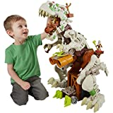 Fisher-Price Imaginext Base Ultra T-Rex