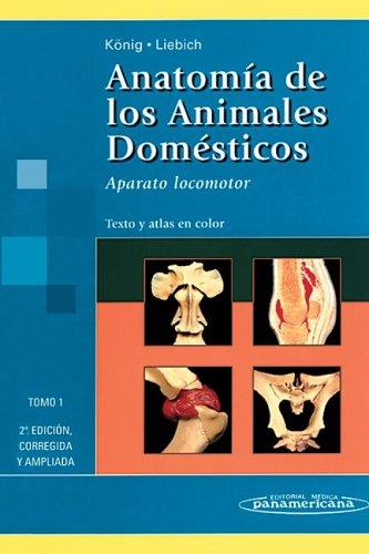 Descargar Libro Anatomia Animales Domesticos T1 Konig