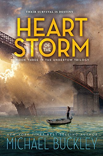 Heart of the Storm: Undertow Trilogy Book 3