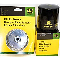 "John Deere 3"" Oil Filter Wrench with AM101207"