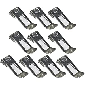 Porter Cable PCL120DDC-2 / PCL120IDC-2 Driver (10 Pack) Replacement Belt Clip # 90557689-10pk by PORTER-CABLE