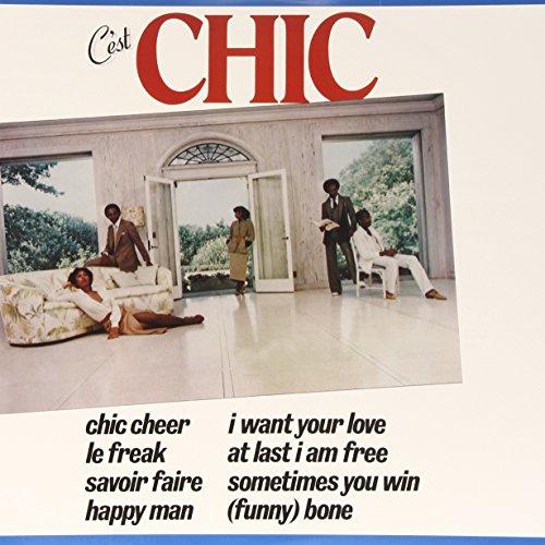 Vinilo : Chic - C'est Chic (Limited Edition, 180 Gram Vinyl, Anniversary Edition)