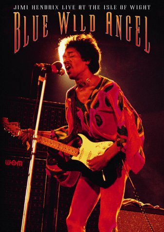 Price comparison product image Jimi Hendrix: Blue Wild Angel - Live at the Isle of Wight