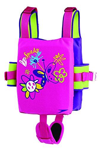 Speedo Kids' Begin to Swim Float Coach, Pink, One Size
